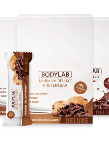 Minimum Deluxe Proteinbar