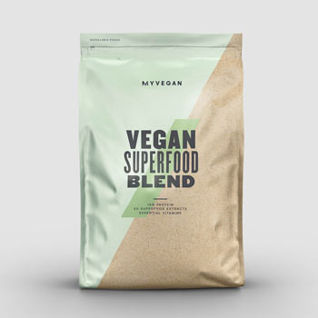 Vegansk Superfood blanding