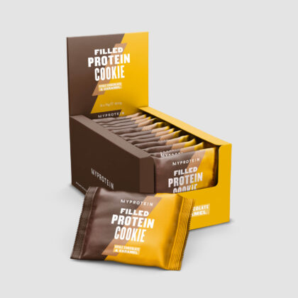 Protein filled Cookie